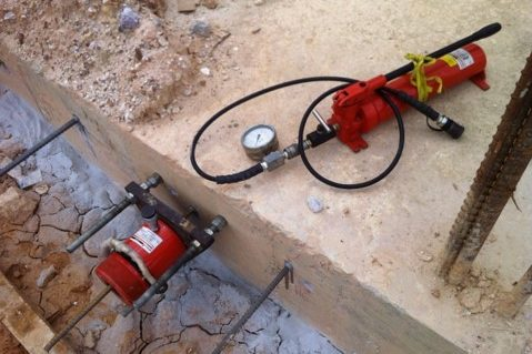Anchor Rebar Pull Out Testing Service Distributor